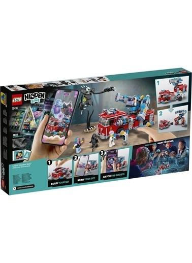 Lego  Hidden Side Phantom Fire Truck 3000 70436 Renkli